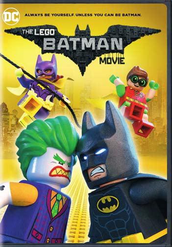 The Lego Batman Movie (Walmart Exclusive), DVD by