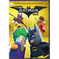 The Lego Batman Movie (DVD) (Walmart Exclusive)