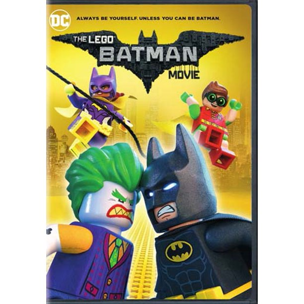 The Lego Batman Movie Dvd Walmart Exclusive Walmart Com Walmart Com