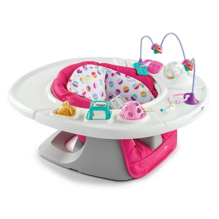 Summer Infant 4-in-1 Super Seat, Pink