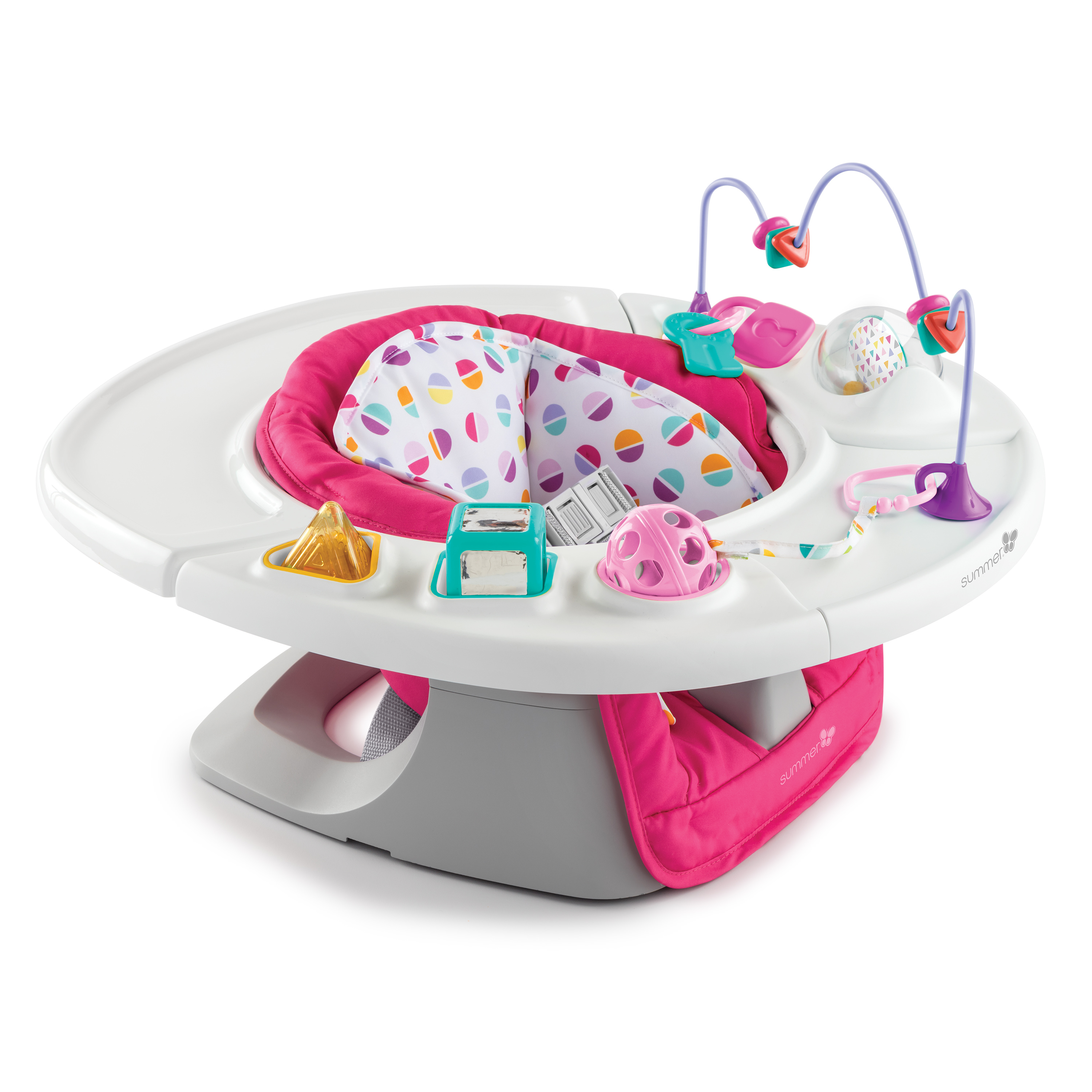 Summer Infant 4in1 Super Seat Girl