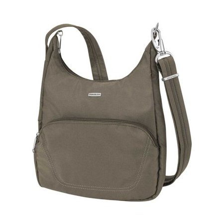 "Travelon Anti-Theft Essential Messenger Bag  9.75"" x 10"" x 2.5"""