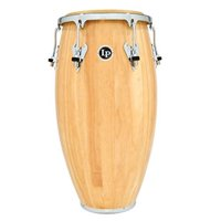 Latin Percussion M750S-AWC Matador Wood 11 in. Quinto with Stainless Steel, Natural
