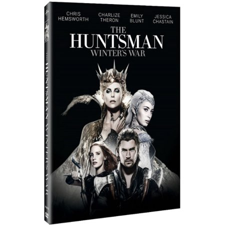 The Huntsman  Winters War  Extended Edition   Dvd