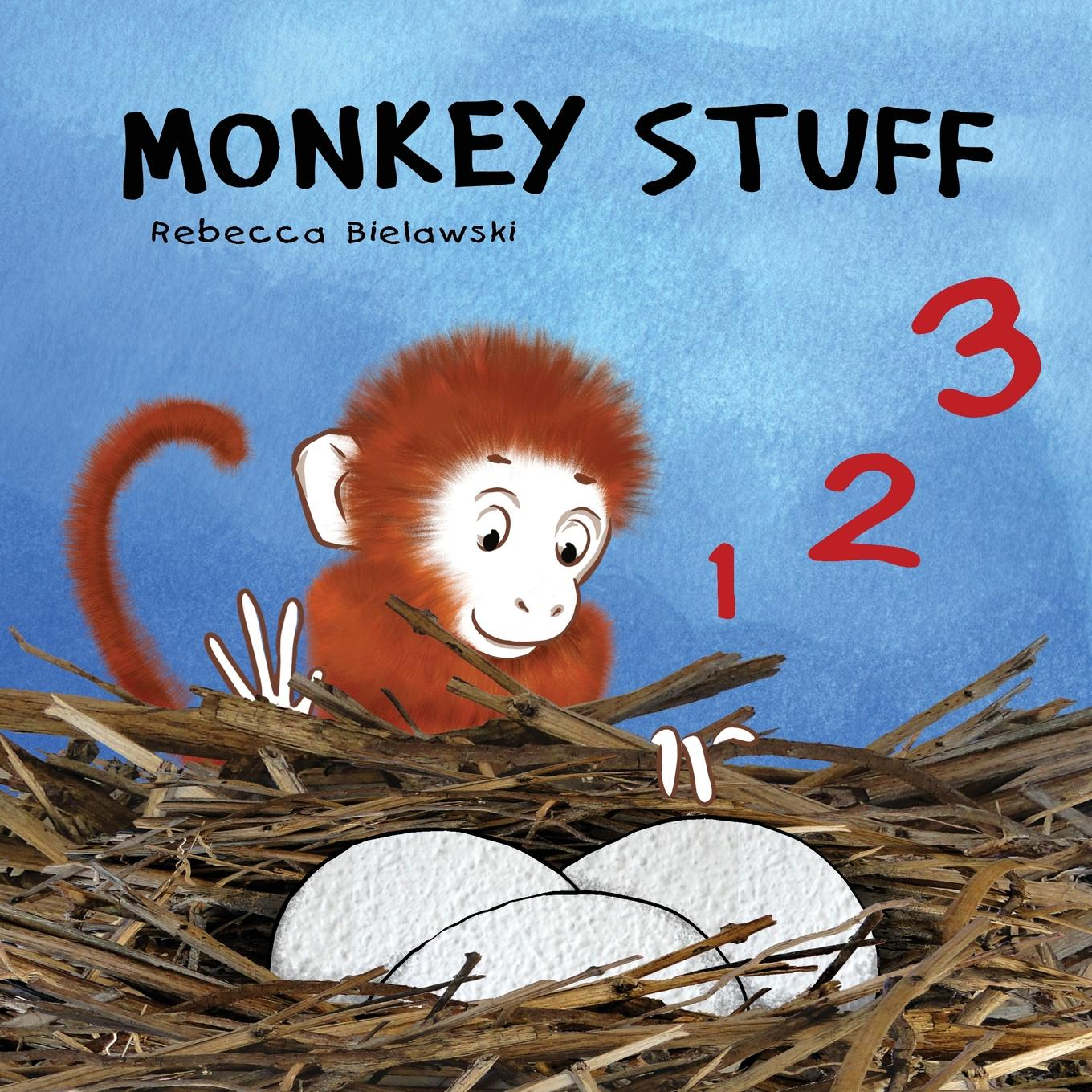 Monkey Stuff : A Children's Rhyming Counting Book