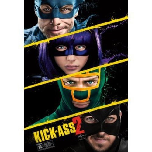 Kick-Ass 2 (With INSTAWATCH) (Widescreen)