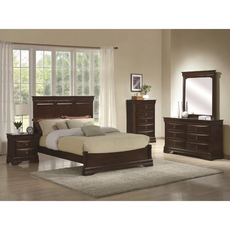 Wildon Home Lexington Panel Customizable Bedroom Set