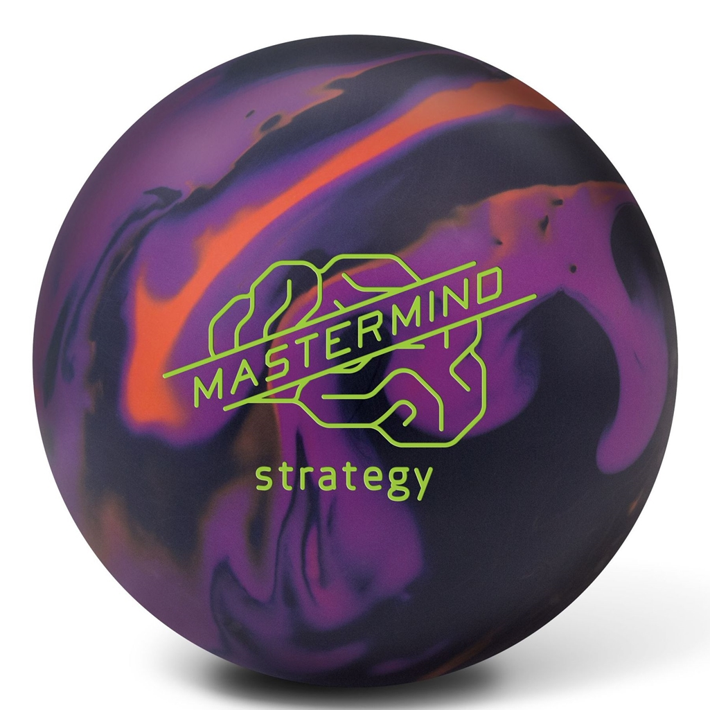 Brunswick Mastermind Strategy Bowling Ball (13lbs) by Brunswick Bowling Products