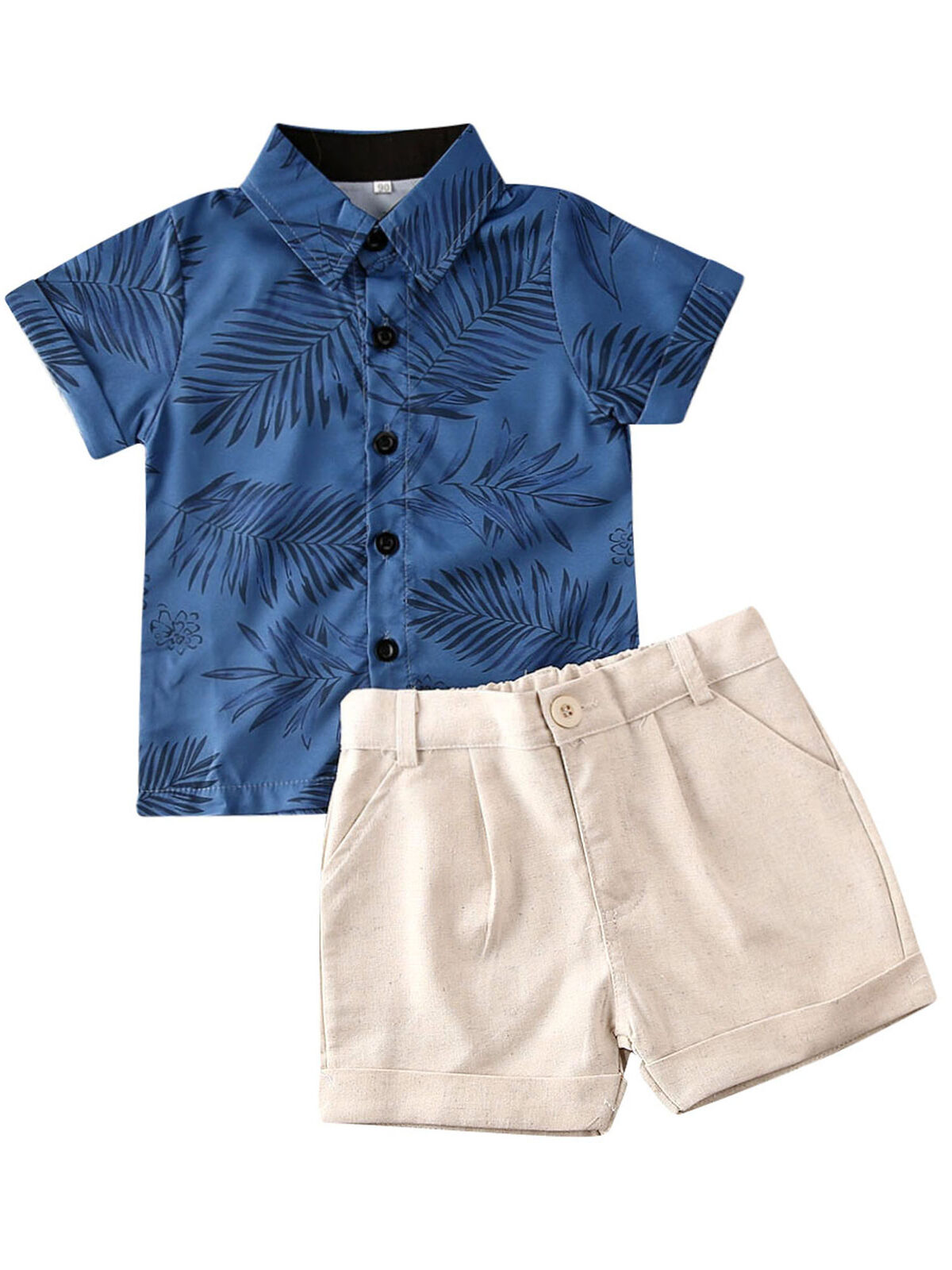 Toddler Newborn Kids Baby Boys Clothes T-shirt Tops+Short Pants Outfits Set NEW