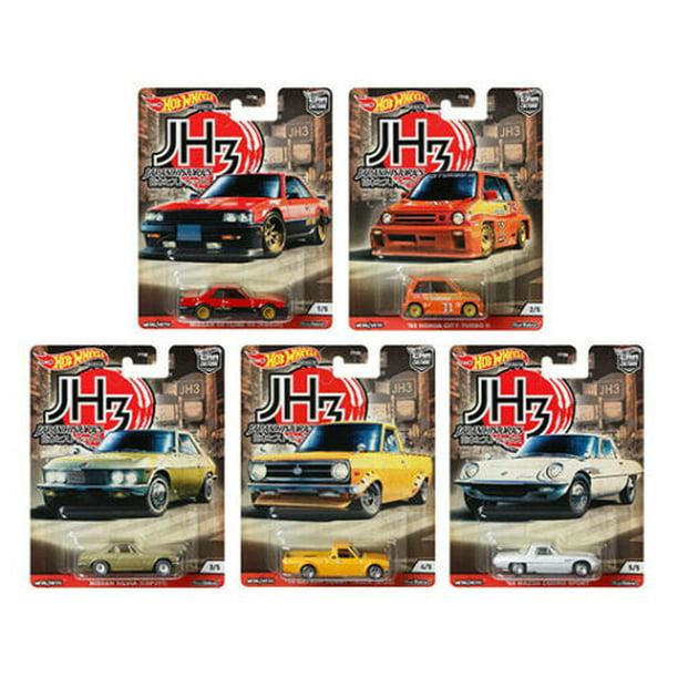 2020 Hot Wheels Car Culture Japan Historics 3 Series Set ...