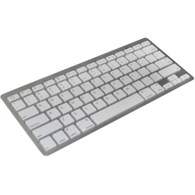 Premiertek BK-01S Wireless Bluetooth V3.0 Slim Keyboard for PC/MAC/iOS/Android