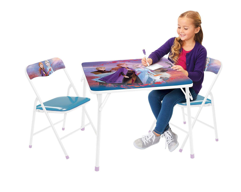 Disney Frozen 2 Erasable Activity Table Walmart Com Walmart Com
