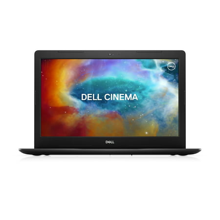 "Dell Inspiron 15 3000 Series Laptop, 15.6"", AMD Ryzen 5 2500U, Integrated graphics, 1TB 5400 RPM HDD, 4GB RAM, i3585-A172BLK-PUS"