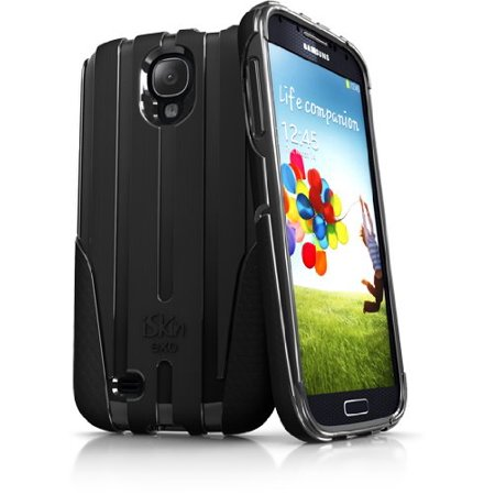 iSkin EXOSS4BK1 Exo Samsung Galaxy S4 (Iskin Nano)