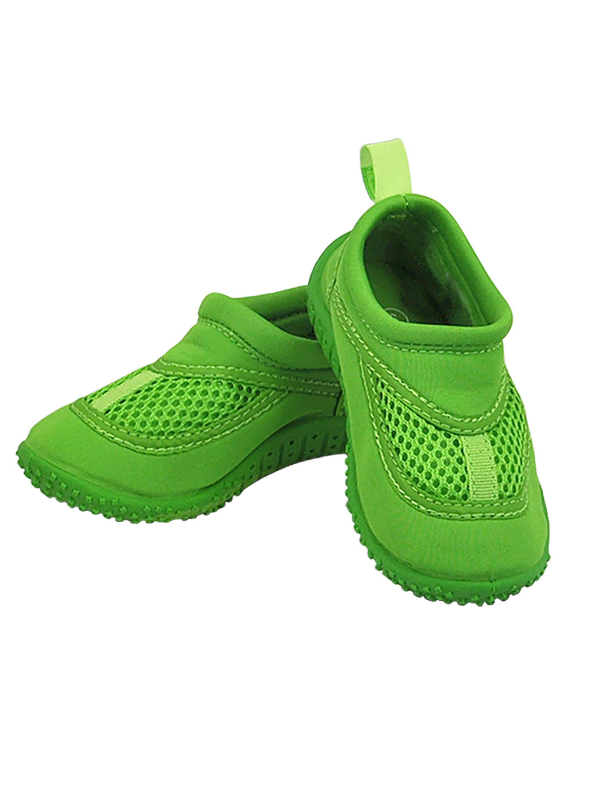 Iplay Unisex Boys or Girls Sand and Water Swim Shoes Kids Aqua Socks for Babies, Infants, Toddlers, and Children Lime... by iplay
