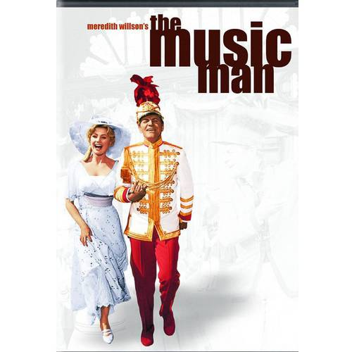 MUSIC MAN (DVD/FF-16X9/RE-PKGD)