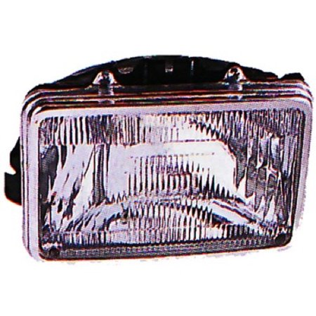Go-Parts OE Replacement for 1980 - 1989 Cadillac DeVille Front Headlight Assembly Housing / Lens / Cover - Right (Passenger) Side 16501996 GM2501105 Replacement For Cadillac DeVille Cadillac Headlight Covers