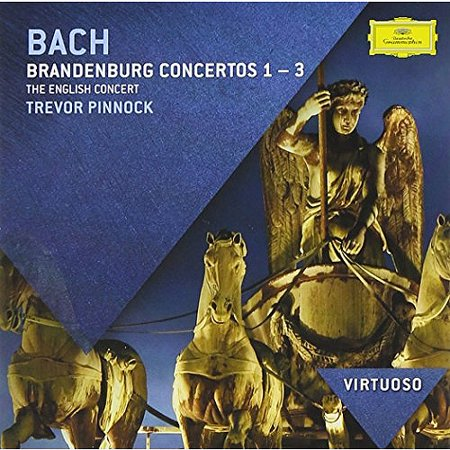 Bach Brandenburg Concerto No 3 (Virtuoso : Bach, J.S. Brandenburg Concertos 1-3 )