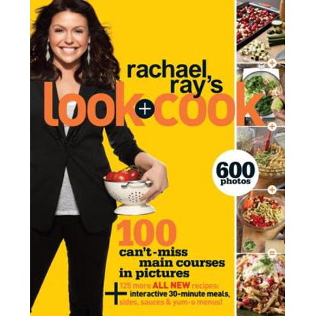 Rachael Ray's Look + Cook - eBook - Quick And Easy Halloween Looks