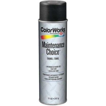 spray paint navy blue 11 oz 15 min colorworks cwbk00110 spray paint. Black Bedroom Furniture Sets. Home Design Ideas