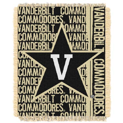 Vanderbilt Jacquard Woven Throw Blanket
