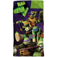 Nickelodeon Teenage Mutant Ninja Turtles Slumber Set/Nap Mat with BONUS Sling Bag