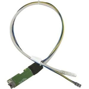 45CM INT RJ45M/RJ45F ADAPTER W/ PCB 24AWG FOR SC847D JBOD Supermicro Cat.5e Extension Network Cable - Category 5e for Network Device Storage Array - Extension Cable - 1.60 ft - 1 Pack - 1 x RJ-45 Male Network - 1 x RJ-45 Female Network PCB 24AWG FOR SC847D JBOD