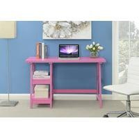 Convenience Concepts Designs2Go Trestle Desk, Multiple Finishes