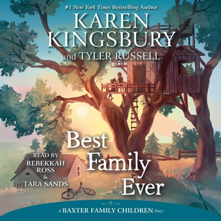 Best Family Ever - Audiobook