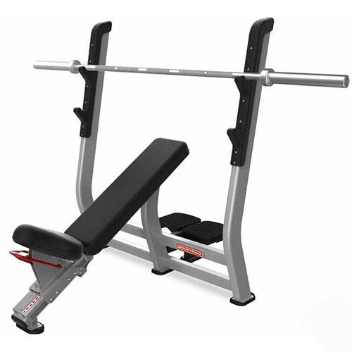 Star Trac Inspiration Olympic Incline Bench
