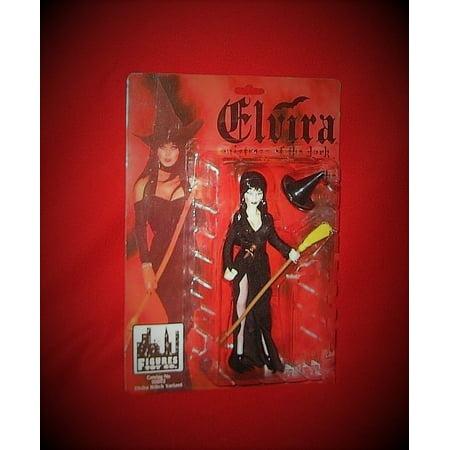 Elvira Mistress of the Dark Figure Witch Variant