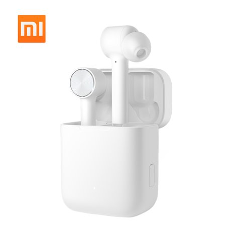 Xiaomi Air TWS Headphones AAC True Wireless Headset ANC Auto Pause Smart Touch Control Sweatproof Sport Earbuds Charging Box with Mic - image 1 de 7