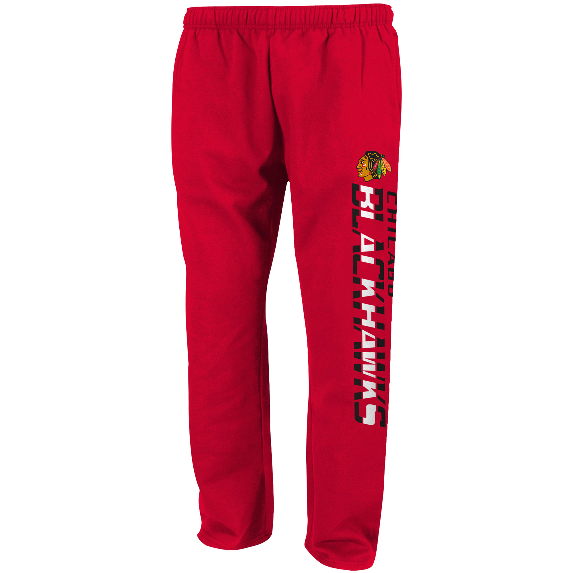 Chicago Blackhawks Youth Post Practice Field Pants - Red