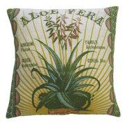 Koko Company Botanica Aloe Vera Decorative Pillow