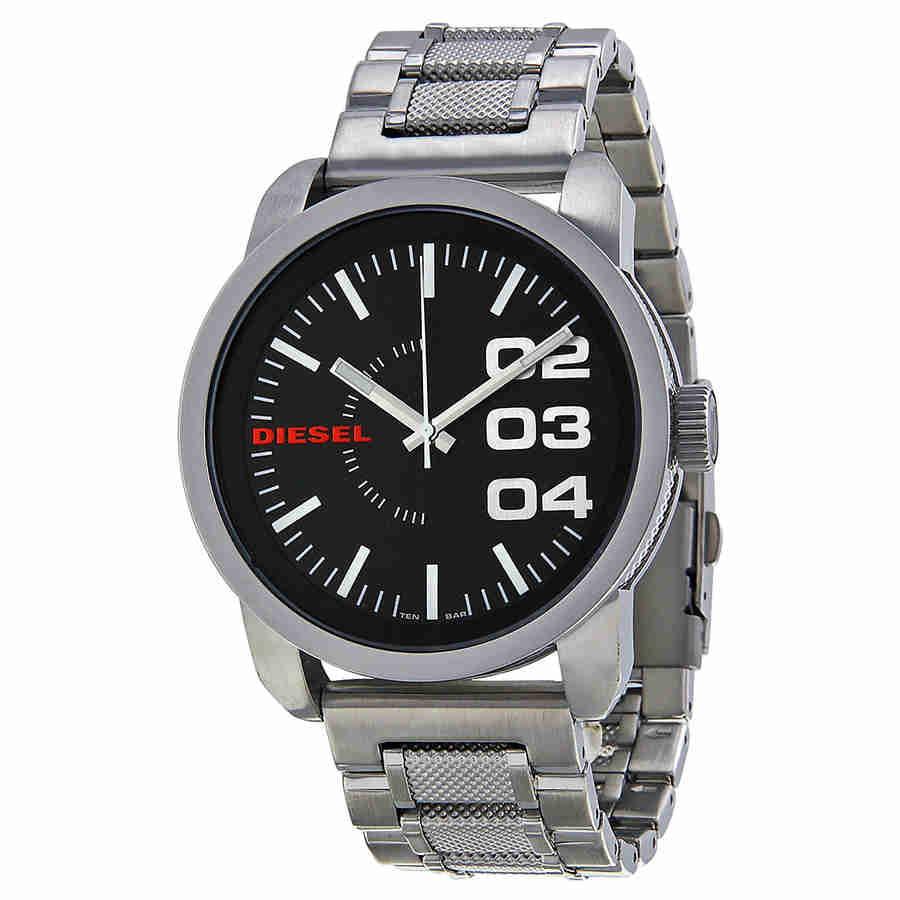 Men's Diesel Big Steel Analog Watch DZ1370
