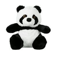 cuddly soft 16 inch stuffed pan the panda bear - we stuff 'em.you love 'em!