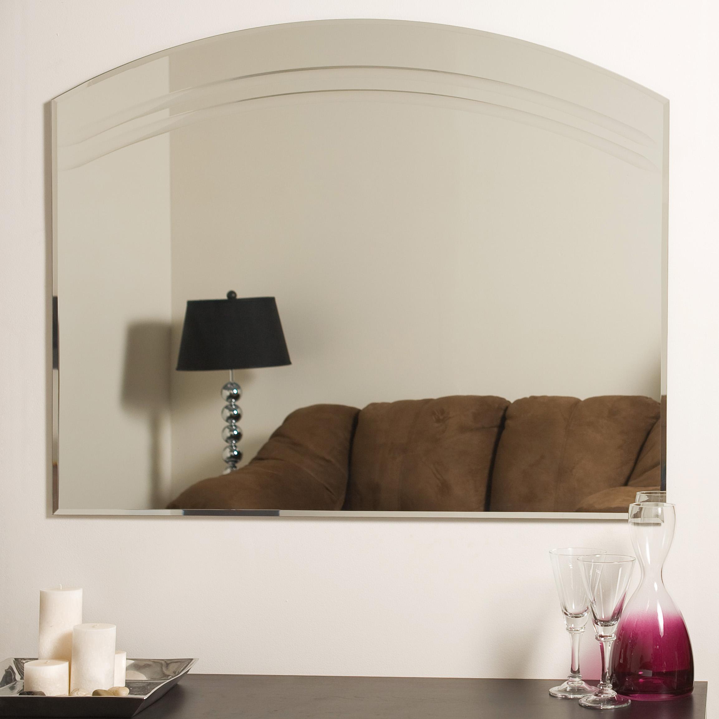 Angel Large Frameless Wall Mirror - Walmart.com
