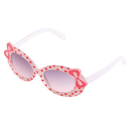 Fashion Baby Kids Children Sun Glasses Plastic Sunglasses Girls Bow Eyewear for $<!---->