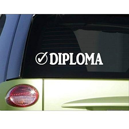 Cap Decorations For Graduation (Diploma Check *I027* 8