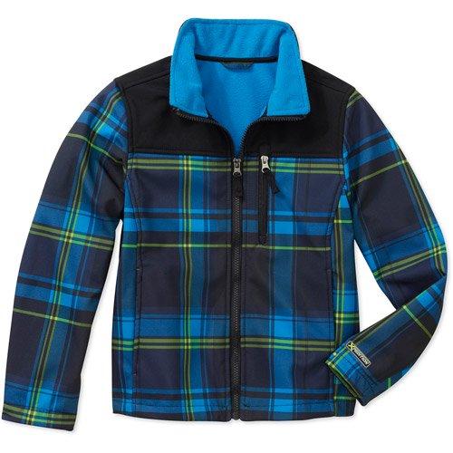 Xpedition Boys Softshell Jacket