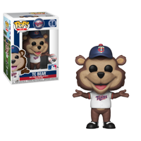Funko POP! MLB: T.C. Bear (Twins)