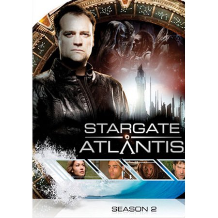 Stargate Atlantis: The Complete Second Season (DVD) - Halloween Pll Season 2