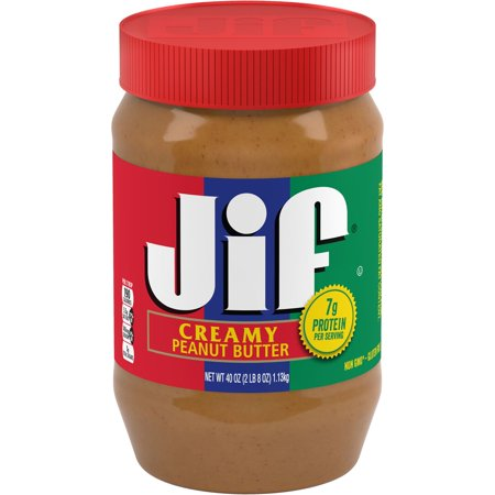 Jif Creamy Peanut Butter, 40-Ounce (Double Chocolate Peanut Butter)