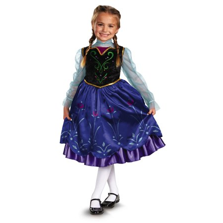 Halloween Costume 303.Disney Frozen Anna Girls Halloween Costume Size 7 8