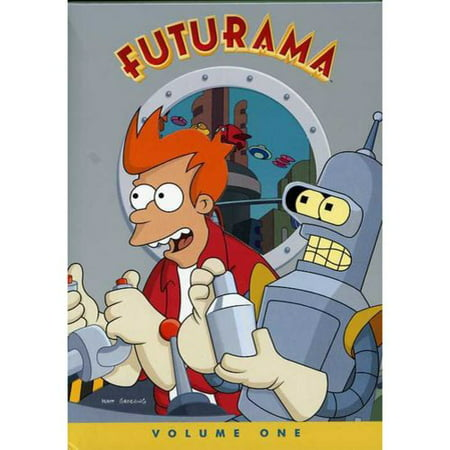Futurama, Vol. 1 (Full Frame)