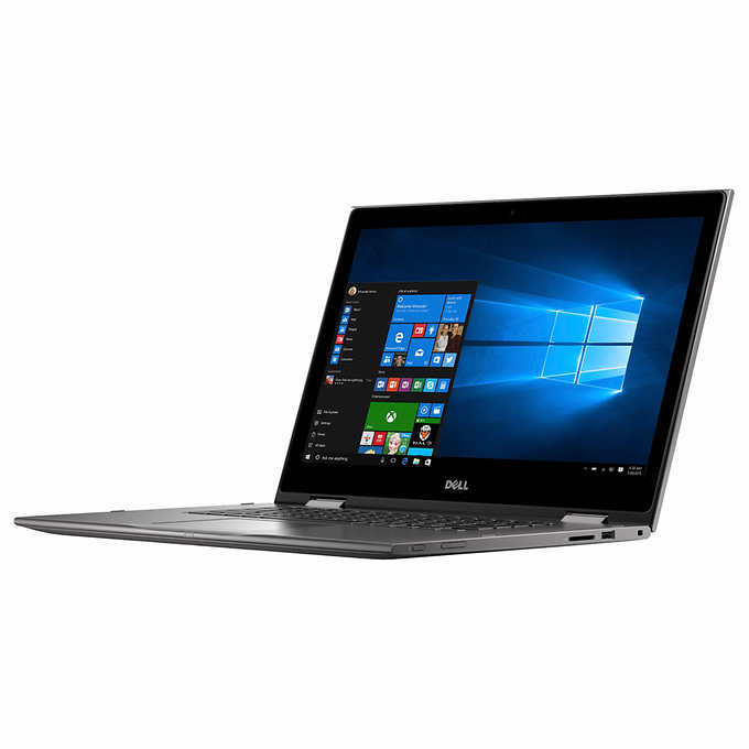 "Dell Inspiron 15 2-in-1 Laptop: Core i5-8250U, 8GB RAM, 1TB HDD, 15.6"" Full HD Touch Display"