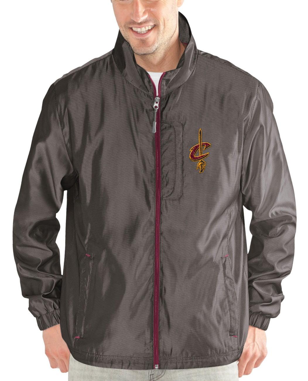 "Cleveland Cavaliers NBA G-III ""Executive"" Full Zip Premium Men's Jacket by G-III Sports"