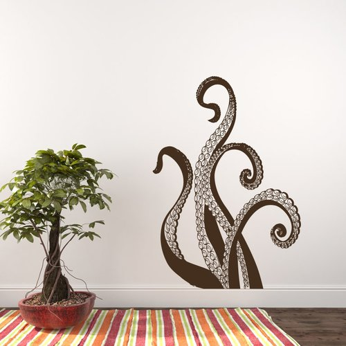 Decal House Octopus Wall Decal