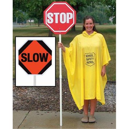 Olympia Sports SA556M Stop-Slow Sign without Lights ()