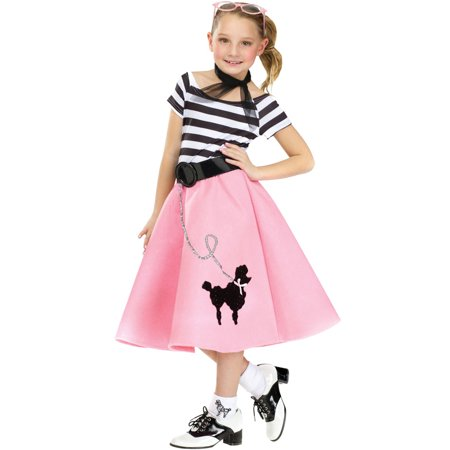 Soda Shop Sweetie Child Costume](Soda Costumes Halloween)